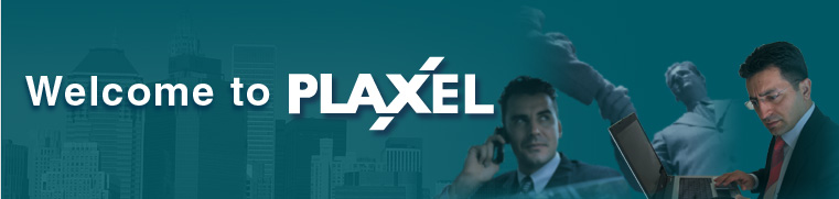 Welcome to PLAXEL